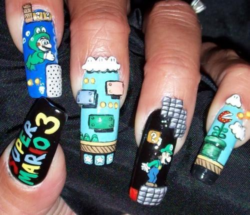 manicure nerd
